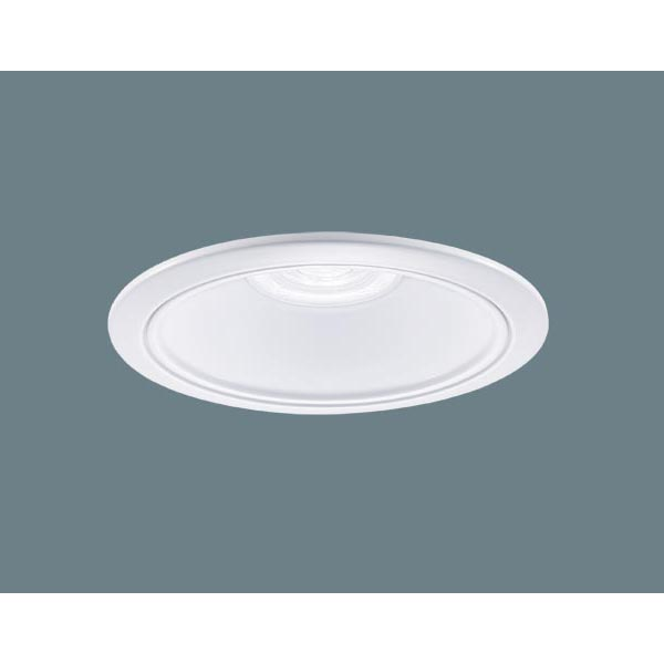 XNDN1068WLK LE9 (NDN16613K+NNK10001N LE9) パナソニック LEDダウンライト(電球色)<ビーム角75°> 100形 埋込穴Φ150