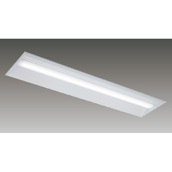 LEKR430523N-LS9 (LEER-43002-LS9+LEEM-40523N-01) LEDベースライト LED(昼白色) 40形(Hf32) 東芝 埋込