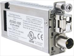 EO3G-100 カナレ 3G-SDI 光コンバータ ( TX )