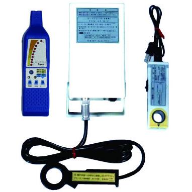 LC-B 戸上電機製作所 電源側から負荷側の配線路探査ができる 電源側・負荷側双方向配線路探査器 ロードチェッカ