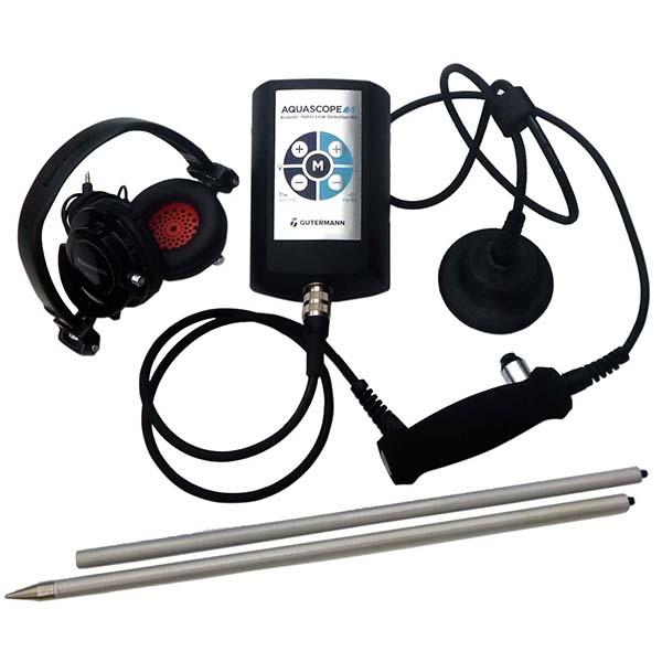 ポケットフォン グッドマン 漏水音のみに集中できる高性能フィルター!デジタル小型音聴式 漏水探索機