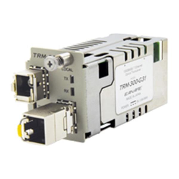 TRM-300-G31 カナレ 1000BASE-T 光コンバータ