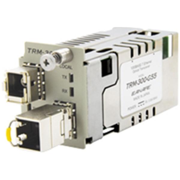 TRM-300-G55 カナレ 1000BASE-T 光コンバータ