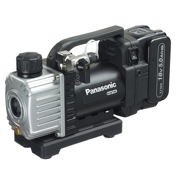 EZ46A3X-B パナソニック 14.4V / 18Vデュアル 充電式コードレス真空ポンプ 本体のみ | 電動工具 | Panasonic | エアコン | 工事 | 電動工具 | DIY | 日曜大工 | 作業用品 | 現場用品