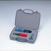 MK52403C 通信興業 圧着工具・ワイヤストリッパ・ケーブルカッターの3点セット!収納ケース付き モジュラプラグ圧着工具キット | LANケーブル |
