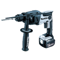 HR164DZKW マキタ(MAKITA) 充電式ハンマドリル ホワイト 14.4V/本体・ケース付 | 電動工具 | DIY | 日曜大工 | 作業用品 | 現場用品