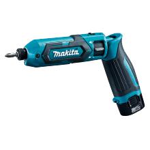 TD022DSHX マキタ(MAKITA) 充電式ペンインパクトドライバ ブルー 7.2V/1.5Ah充電池・充電器・ケース付   電動工具   DIY   日曜大工   作業用品   現場用品