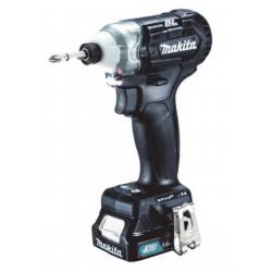 TD111DSHXB マキタ(MAKITA) 充電式インパクトドライバ ブラック 10.8V/1.5Ahスライド式充電池・充電器・ケース付 | 電動工具 | DIY | 日曜大工 | 作業用品 | 現場用品