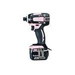 TD138DRFXP マキタ(MAKITA) 充電式インパクトドライバ ピンク 14.4V/3.0Ah | 電動工具 | DIY | 日曜大工 | 作業用品 | 現場用品