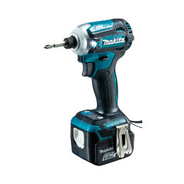 TD161DRGX マキタ(MAKITA) 充電式インパクトドライバ(ブルー) 14.4V/6.0Ah充電池セット | 電動工具 | DIY | 日曜大工 | 作業用品 | 現場用品【電池屋の日対象】