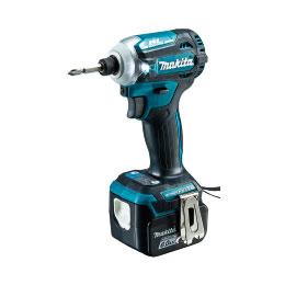 TD161DZ マキタ(MAKITA) 充電式インパクトドライバ(ブルー) 14.4V/本体のみ(バッテリー・充電器・ケース別売) | 電動工具 | DIY | 日曜大工 | 作業用品 | 現場用品