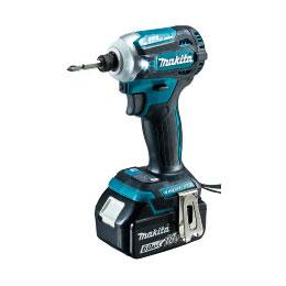 TD171DZ マキタ(MAKITA) 充電式インパクトドライバ(ブルー) 18V/本体のみ(バッテリー・充電器・ケース別売) | 電動工具 | DIY | 日曜大工 | 作業用品 | 現場用品