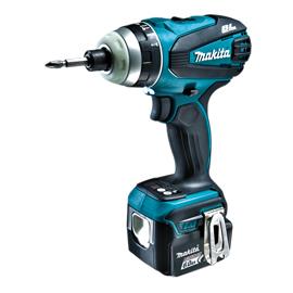 TP131DRGX マキタ(MAKITA) 充電式4モードインパクトドライバ ブルー 14.4V/6.0Ah充電池・充電器・ケース付 | 電動工具 | DIY | 日曜大工 | 作業用品 | 現場用品