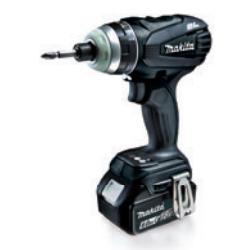 TP141DRTXB マキタ(MAKITA) 充電式4モードインパクトドライバ ブラック 18V/5.0Ah充電池・充電器・ケース付 | 電動工具 | DIY | 日曜大工 | 作業用品 | 現場用品