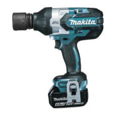 TW1001DRTX マキタ(MAKITA) 充電式インパクトレンチ 18V/5.0Ah充電池・充電器・ケース付 | 電動工具 | DIY | 日曜大工 | 作業用品 | 現場用品