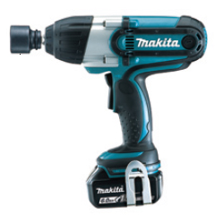 TW450DRFX マキタ(MAKITA) 充電式インパクトレンチ 18V/3.0Ah充電池・充電器・ケース付 | 電動工具 | DIY | 日曜大工 | 作業用品 | 現場用品