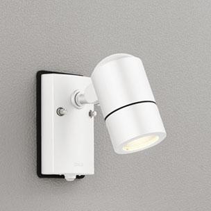 OG254566LD オーデリック 屋外用スポットライト 白熱灯50W相当 人感センサ
