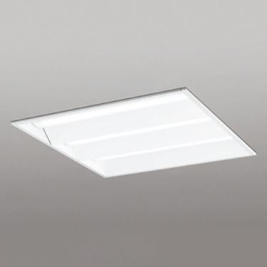 【エントリーでポイント5倍!】XD466009P4C オーデリック LEDスクエア型ベースライト FHP45W×4灯相当 白色 非調光