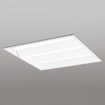 【エントリーでポイント5倍!】XD466010P4C オーデリック LEDスクエア型ベースライト FHP45W×3灯相当 白色 非調光