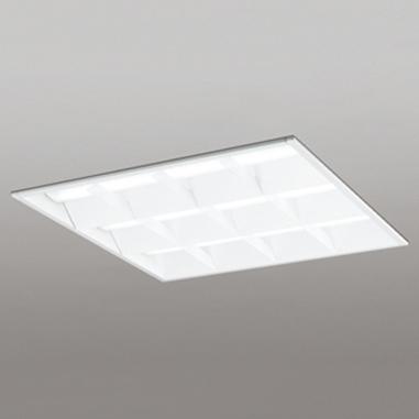 【エントリーでポイント5倍!】XD466013P4C オーデリック LEDスクエア型ベースライト FHP45W×4灯相当 白色 非調光
