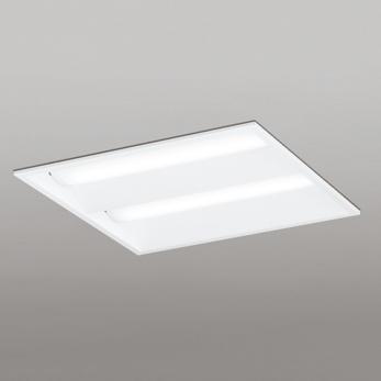 XD466019P1C オーデリック LEDスクエア型ベースライト FHP32W×3灯相当 白色 非調光