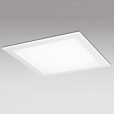 XD466022 オーデリック 小型ベースライト 下面アクリルカバー付 FHT42W×2灯相当 白色 非調光