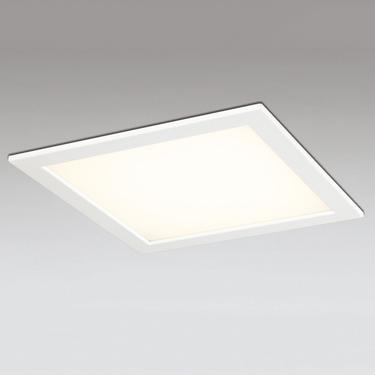 【エントリーでポイント5倍!】XD466024 オーデリック 小型ベースライト 下面アクリルカバー付 FHT42W×2灯相当 電球色 非調光