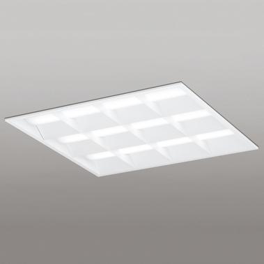 【エントリーでポイント5倍!】XD466029P1B オーデリック LEDスクエア型ベースライト FHP45W×3灯相当 昼白色 非調光 埋込み型