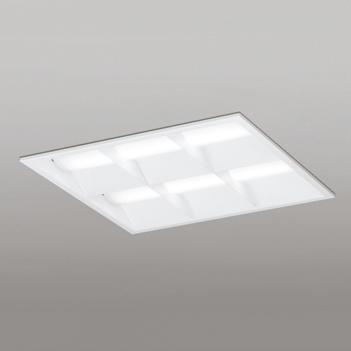 【エントリーでポイント5倍!】XD466031P2C オーデリック LEDスクエア型ベースライト FHP32W×4灯相当 白色 非調光