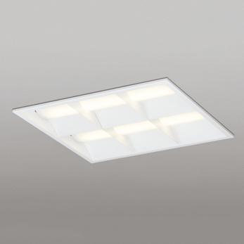XD466031P2E オーデリック LEDスクエア型ベースライト FHP32W×4灯相当 電球色 非調光