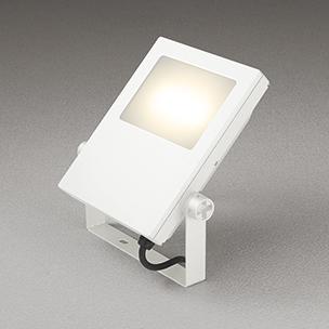 【エントリーでポイント5倍!】XG454026 オーデリック 屋外用LEDハイパワー投光器 防雨型 水銀灯400W相当 電球色