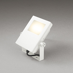 XG454028 オーデリック 屋外用LEDハイパワー投光器 防雨型 水銀灯200W相当 電球色