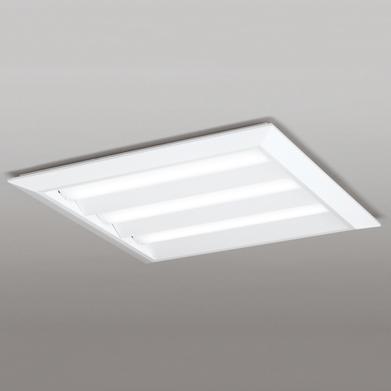 【エントリーでポイント5倍!】XL501014P2C オーデリック LEDスクエア型ベースライト FHP45W×4灯相当 白色 非調光 直付・埋込兼用型