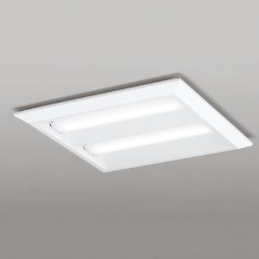 【エントリーでポイント5倍!】XL501016P1B オーデリック LEDスクエア型ベースライト FHP32W×3灯相当 昼白色 非調光 直付・埋込兼用型