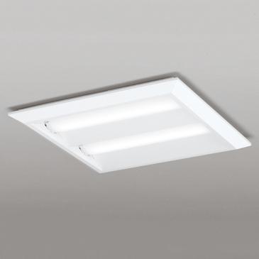 XL501016P1C オーデリック LEDスクエア型ベースライト FHP32W×3灯相当 白色 非調光 直付・埋込兼用型