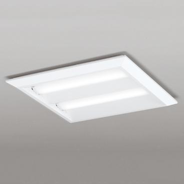 【エントリーでポイント5倍!】XL501016P2D オーデリック LEDスクエア型ベースライト FHP32W×4灯相当 温白色 非調光 直付・埋込兼用型