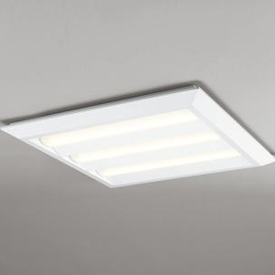 【エントリーでポイント5倍!】XL501032P4E オーデリック LED角型直付け・埋込兼用ベースライト FHP45W×3灯相当 電球色 非調光