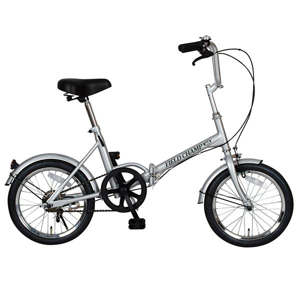 【エントリーでポイント5倍!】No.72750 フィールドチャンプ365 FDB16 軽量・コンパクト 16インチ折畳自転車<代引不可><メーカー直送品>
