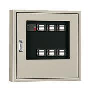 GAT-24KTC 日東工業製 多機能警報盤(マルチアラーム) 電源電圧AC100V・200V 警報入力信号 無電圧a/b接点