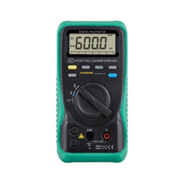 KEW 1012K KYORITSU(共立電気計器) キューマルチメータ デジタルマルチメーター(ホルスター付)【1月おすすめ】
