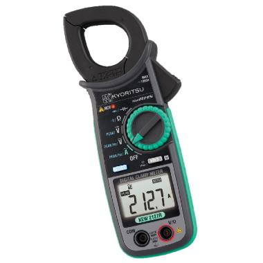 【あす楽対象】KEW 2127R 共立電気計器 交流電流測定用クランプメータ