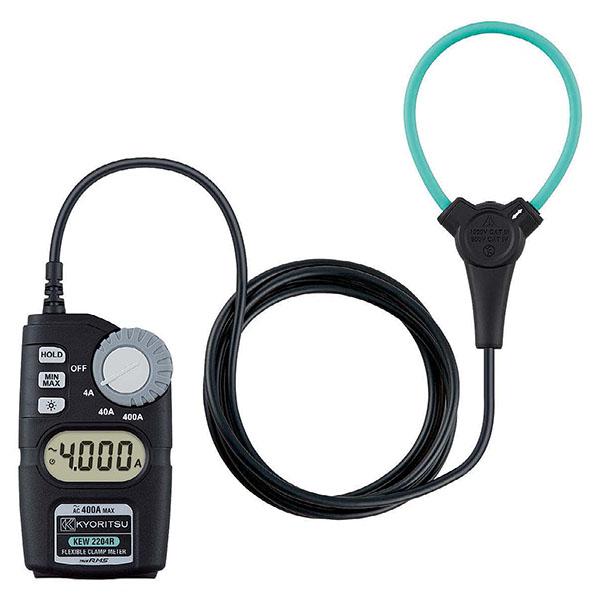 KEW2204R 共立電気計器 KYORITSU 交流電流測定用クランプメータ