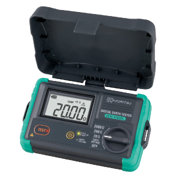 KEW 4105DL 共立電気計器 接地抵抗計