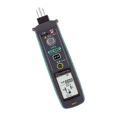 KEW4500BT 共立電気計器 コンセントN-Eテスタ Bluetooth対応モデル