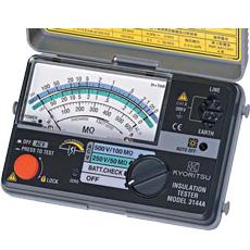 共立電気計器 MODEL3144A | KYORITSU 絶縁抵抗計 電気計測器【電池屋の日対象】