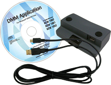 MODEL 8241 共立電気計器 USB通信セット