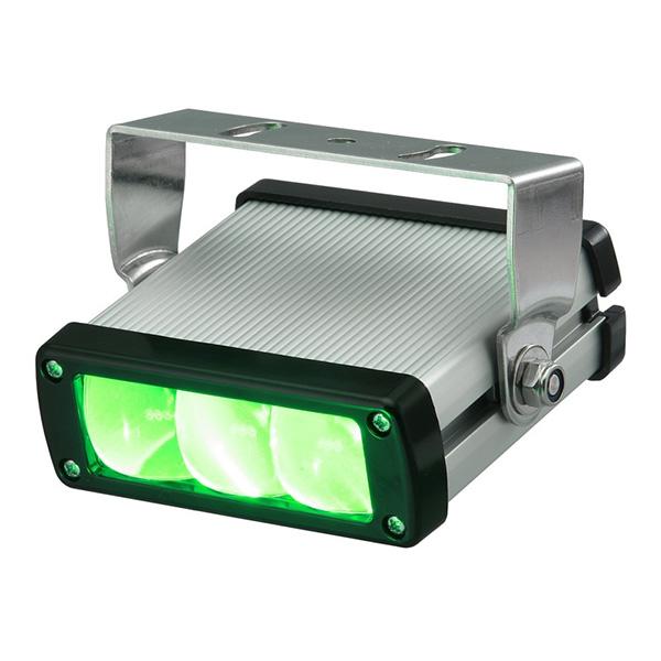 LBL-9004G 小糸製作所(KOITO) 床面に矢印を照射して周辺の作業者に車両の接近をお知らせ!LED描画ランプ グリーン