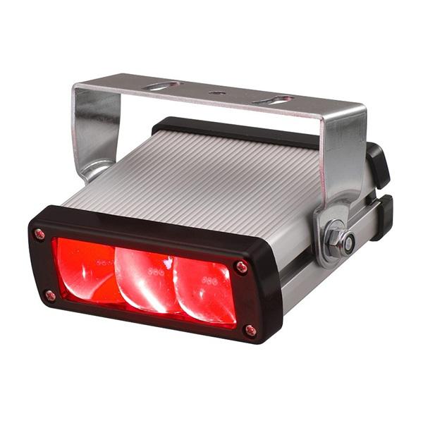 LBL-9004R 小糸製作所(KOITO) 床面に矢印を照射して周辺の作業者に車両の接近をお知らせ!LED描画ランプ レッド
