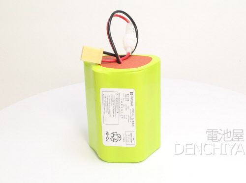 N10-CW2KA 岩崎製 12V2000mAh (N10-CW2K)   誘導灯   非常灯   バッテリー   交換電池   防災