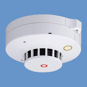 BVE456618 パナソニック 光電式スポット型感知器2信号ヘッド(試験機能付)(自動試験機能対応)【電池屋の日対象】